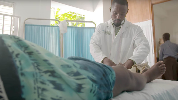 Haiti: Notre Dame's Fight to End Lymphatic Filariasis