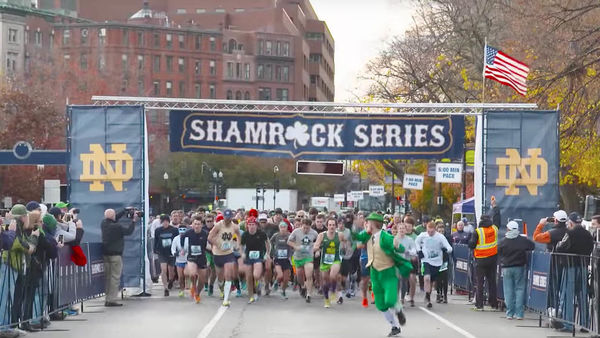 Shamrock Series: Notre Dame in Boston