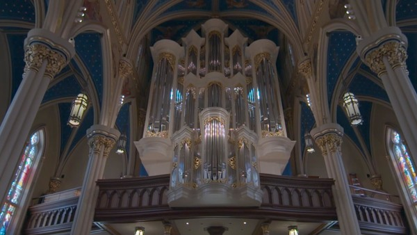 Finding Its Voice: The Basilica Organ Nears Completion