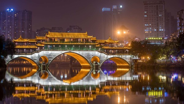 Notre Dame in China: Chengdu