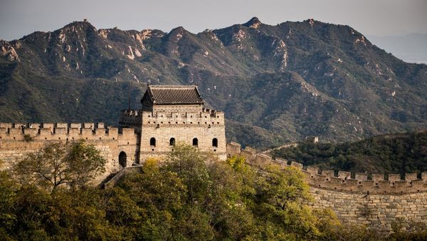 Notre Dame in China: Alma Mater on the Great Wall