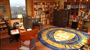 14 Hesburgh Office