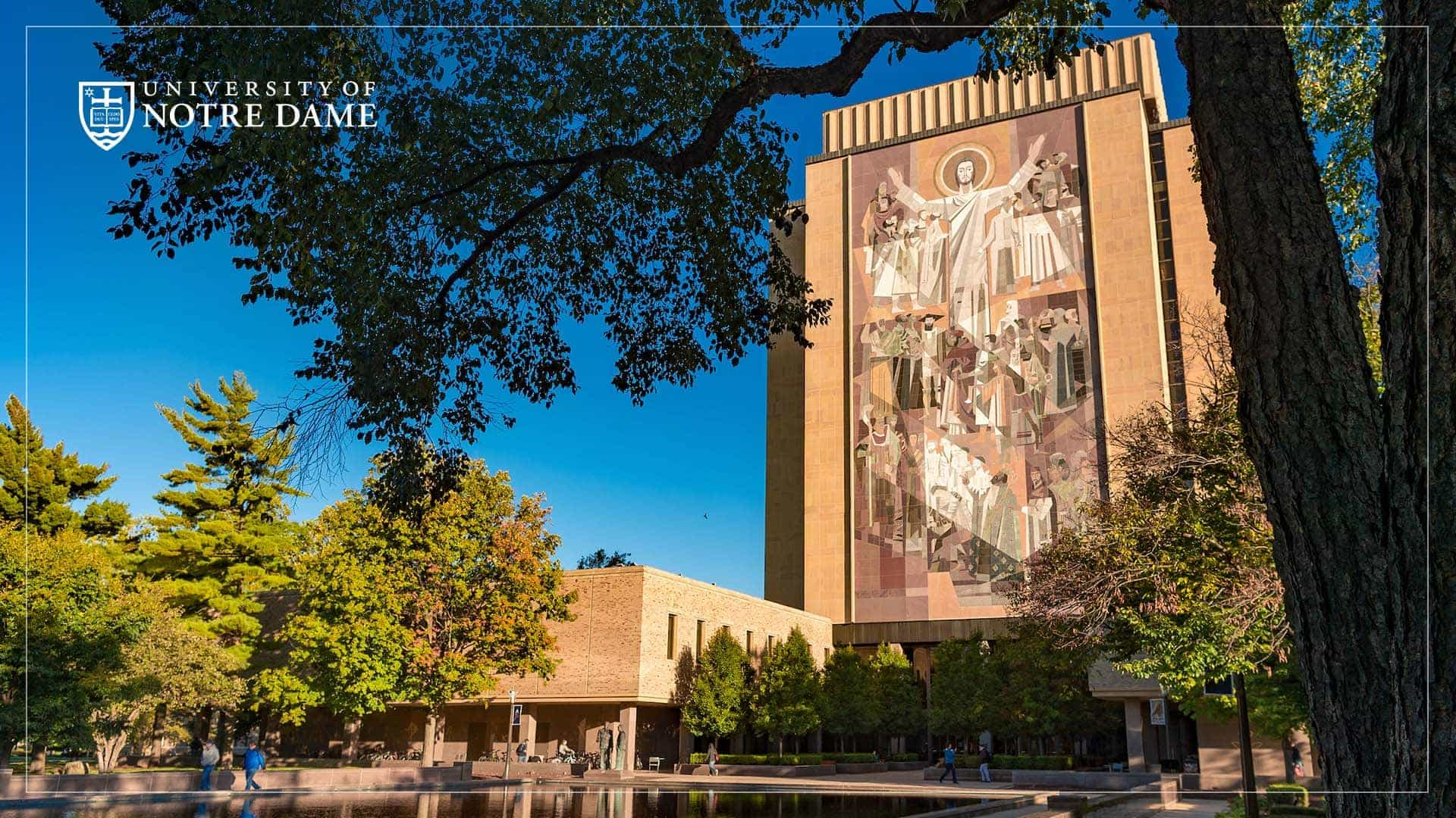Zoom Backgrounds Virtual Connections Series Stories University Of Notre Dame